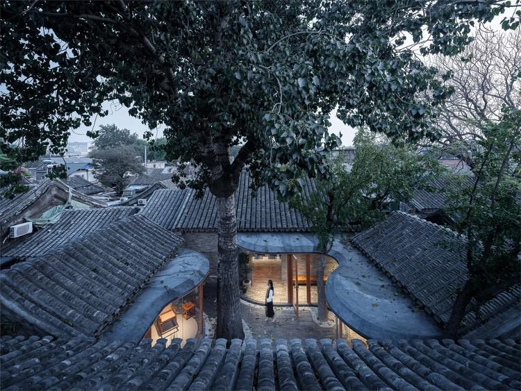 Como projetar interiores saudáveis?, Qishe Courtyard / ARCHSTUDIO (obra ganadora de ArchDaily Building of the Year 2021en categoría casas) . Image © Qingshan Wu