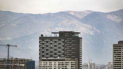 Edificio Urbano Ñuñoa / ASL Arquitectos