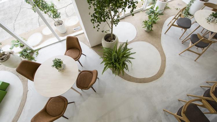 Ground Floor Office / Takayuki Kuzushima and Associates, Courtesy of Takayuki Kuzushima and Associates
