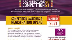 CPDI Africa Heritage Architecture Competition 2021