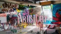Artistory - Creating a haven for today's creative minds