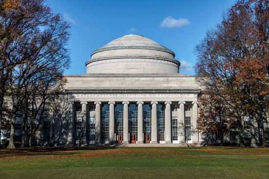 CAMBRIDGE, USA - December 01, 2016: Massachusetts Institute of Technology (MIT) Dome - Cambridge, Massachusetts, USA. Image via Shutterstock/ By Diego Grandi
