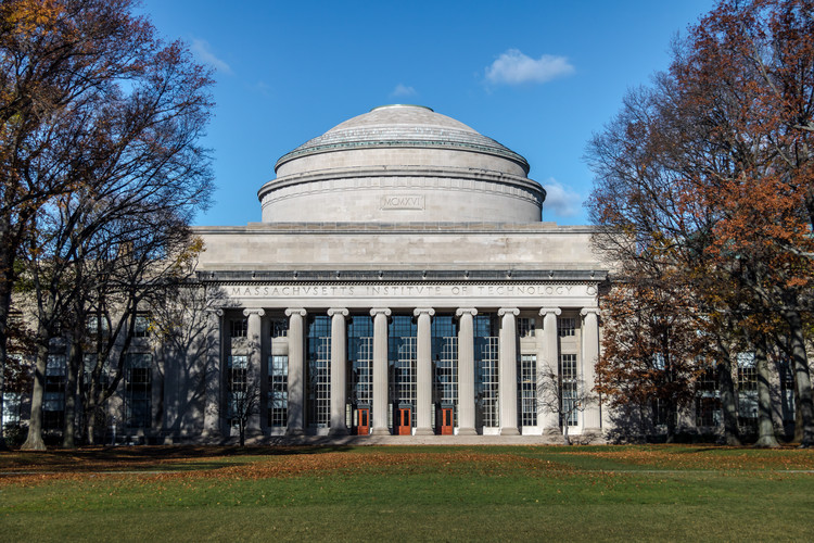 QS Reveals the World's Top Universities for Architecture in 2021, CAMBRIDGE, USA - December 01, 2016: Massachusetts Institute of Technology (MIT) Dome - Cambridge, Massachusetts, USA. Image via Shutterstock/ By Diego Grandi