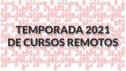 Temporada 2021 de cursos remotos do IAB-RJ Compartilha