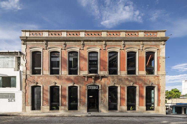 Cassina Innovation House / Laurent Troost Architectures, © Joana França