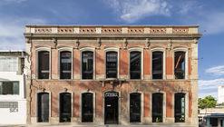 Casarão da Inovação Cassina / Laurent Troost Architectures