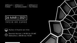 """Pós-Graduação online Lato Sensu """"Design Paramétrico em Arquitetura"""""""