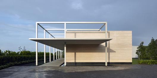 Galería Nassim 19 / SCDA Architects