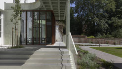 Wit Huis Monastery  / Lava architecten