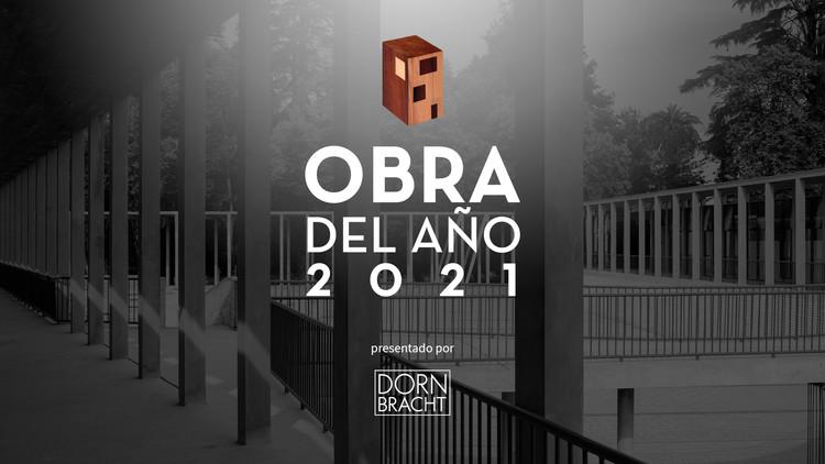 Obra del Año 2021: Premio a la mejor arquitectura en español