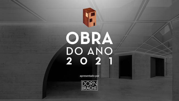 Prêmio ArchDaily Brasil Obra do Ano 2021: votações abertas