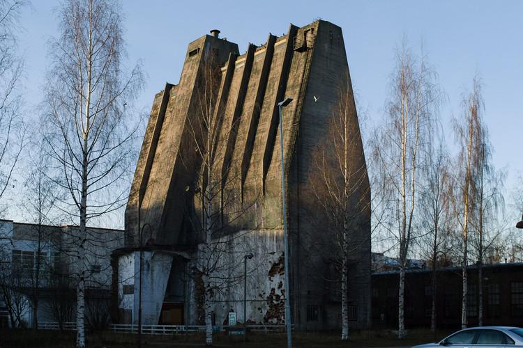 Silo projetado por Alvar Aalto será transformado em centro de pesquisa em Oulu, Finlândia, November 2020. Image © Factum Foundation and Skene Catling de la Peña