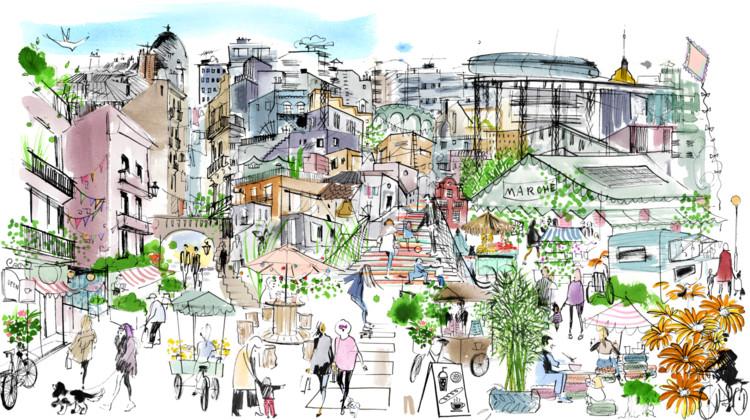 HerCity: Una herramienta digital para construir ciudades sostenibles, equitativas e inclusivas, Cortesía de ONU-Habitat y Global Utmaning