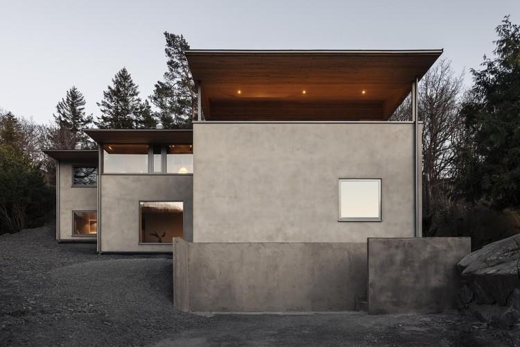 Villa Radal / Bornstein Lyckefors, © Erik Lefvander
