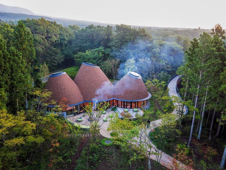 PokoPoko Club House / Klein Dytham architecture, © Mark Dytham
