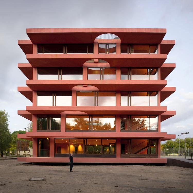 Centro de Inovação INES / Pezo von Ellrichshausen, Cortesía de Pezo von Ellrichshausen