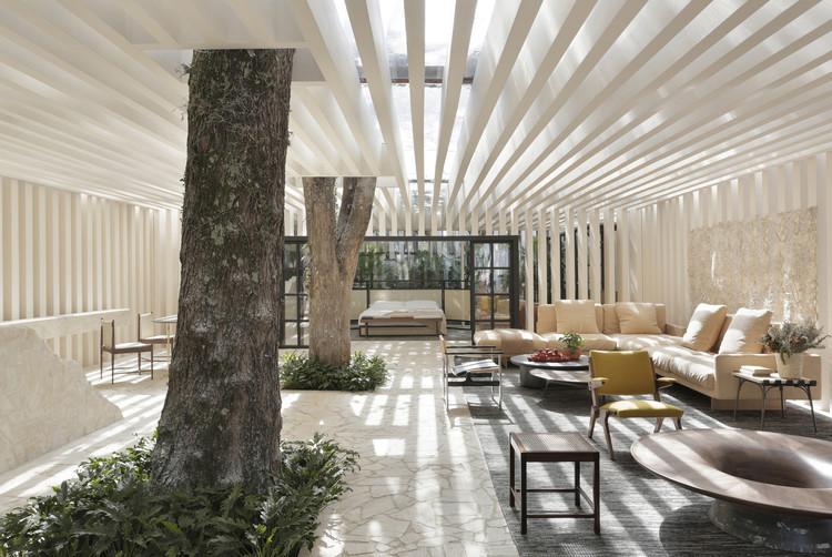 Form Follows Feeling: Trauma-Informed Design and the Future of Interior Spaces , Sibipirunas House / Studio Otto Felix. Image © Denilson Machado - MCA Estúdio