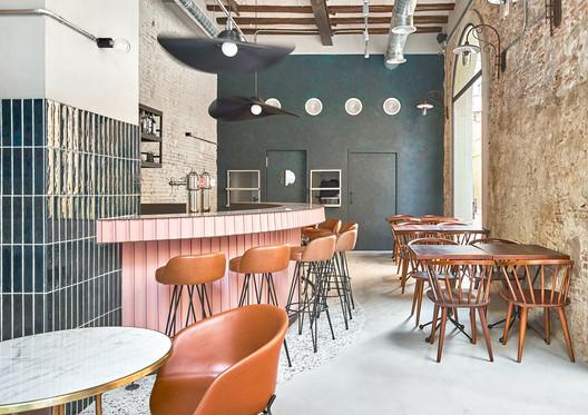 Nina Barcelona Restaurant / Liat Eliav design studio