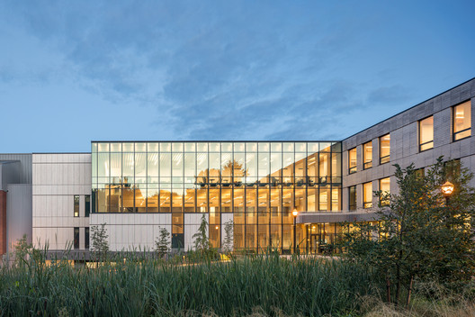 Oregon Forest Science Complex / Michael Green Architecture