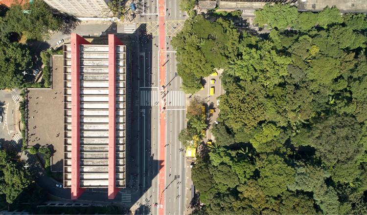 Brazilian Projects Celebrating Democratic Spaces, MASP and Avenida Paulista in São Paulo. Image © Cifotart | Shutterstock
