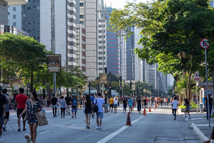 Avenida Paulista is the beating heart of São Paulo, Brazil.  Image © Oliveira Honey    Shutterstock