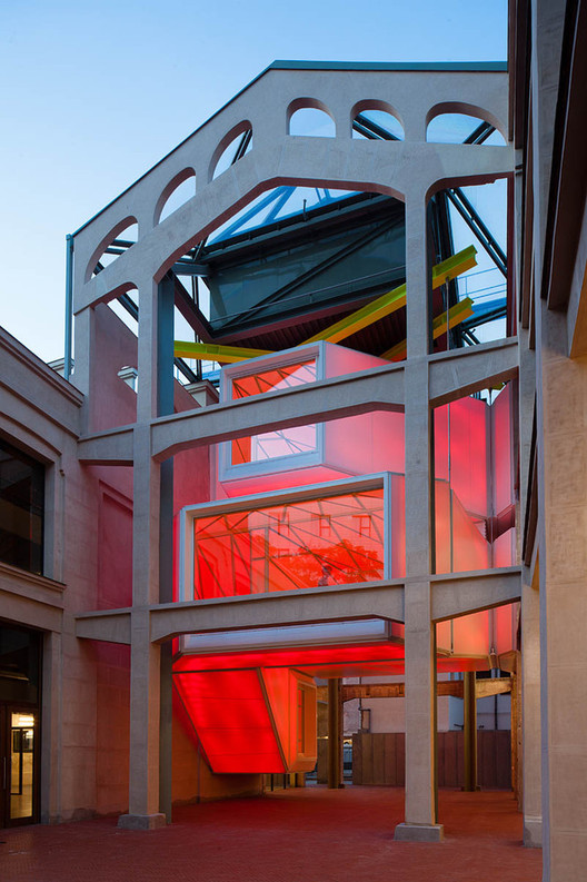 ¿Se traslada el Medialab-Prado? Una carta abierta en su defensa, Medialab-Prado / Langarita Navarro Arquitectos. Image © Miguel de Guzmán