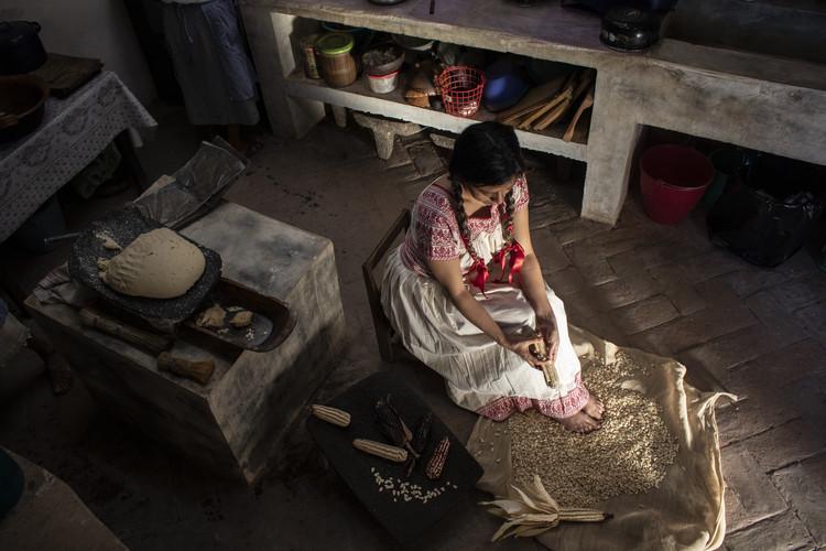 Mendoza Kitchen Ixmiquilpan, Hidalgo, Mexico (Finals).  Image © Alett Cervantes