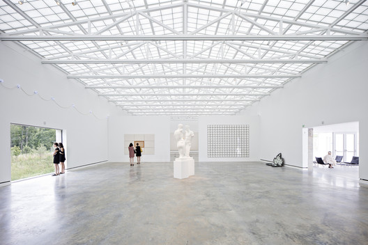 Magazzino Italian Art / MQ Architecture. Image © Javier Callejas