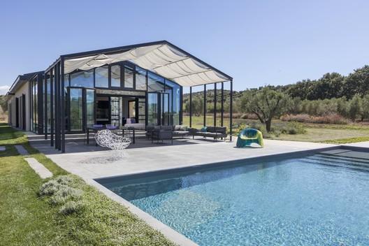 Capalbio Barn House / Carola Vannini Architecture