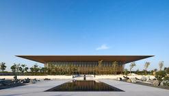 Biblioteca e Centro Cultural House of Wisdom / Foster + Partners