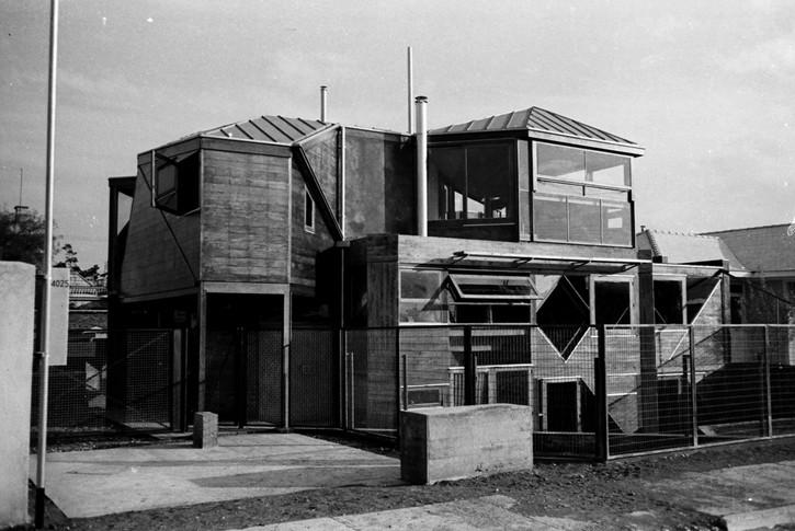 60 años de Casa en Jean Mermoz: Reconstruyendo un patrimonio arquitectónico perdido en Chile, Fotografías de la casa construida. Image Cortesía de Igor Fracalossi