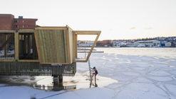 FLYT Bathing Installations  / Rintala Eggertsson Architects