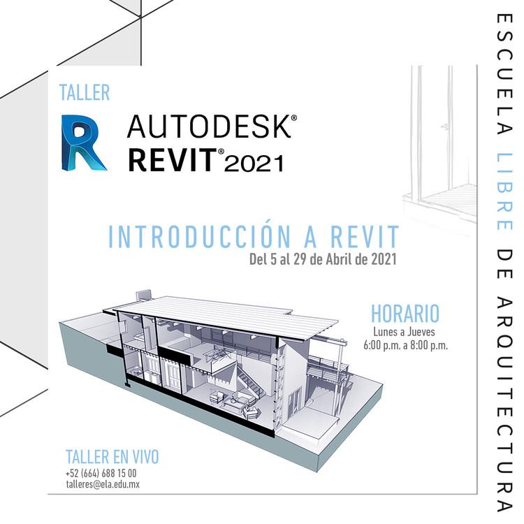 Introducción a REVIT 2021