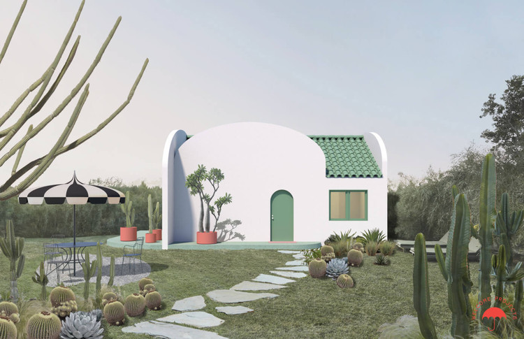 Los Angeles Launches New ADU Program To Combat Housing Shortage, WELCOMEPROJECTS's The Breadbox ADU. Image Courtesy of Los Angeles Department of Building and Safety