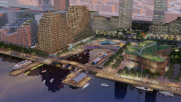 Development Opportunity: Toronto's New Quayside to Revitalize the City's Waterfront