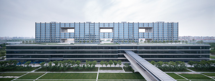 Meters/bonwe Headquarters / Isozaki + HuQian Partners