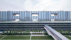 Meters/bonwe Headquarters / Isozaki + HuQian Partners