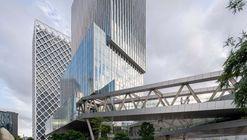 Haina Baichuan Headquarters / Dongxiying Studio CCDI