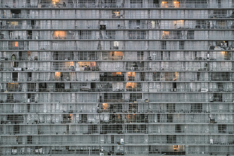 Lacaton & Vassal's Transformation of 530 Dwellings Through the Lens of Laurian Ghinitoiu, © Laurian Ghinitoiu