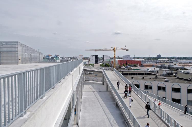 École Nationale Supérieure d'Architecture de Nantes. Imagen © Philippe Ruault