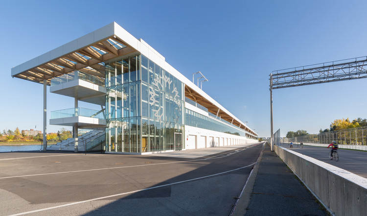 Canada F1 Grand Prix New Paddock / FABG, © Steve Montpetit