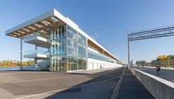 Canada F1 Grand Prix New Paddock / FABG
