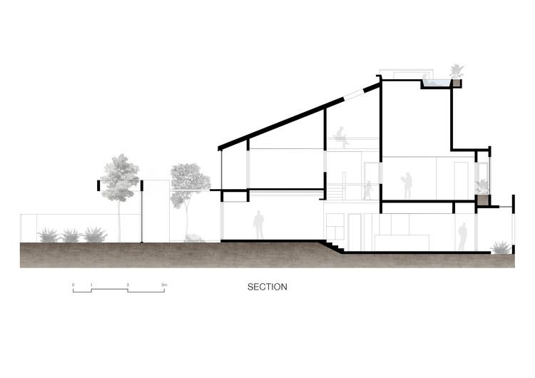 4. ottiqa drawings 5 - Ottiqa House: công trình với thiết kế đơn giản nhưng lại tích hợp nhiều giải pháp thông minh thú vị