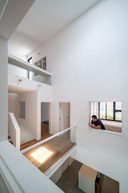 ottiqa selected 16 - Ottiqa House: công trình với thiết kế đơn giản nhưng lại tích hợp nhiều giải pháp thông minh thú vị