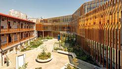 Centro Comunitario de Salud Matta Sur / Luis Vidal + Arquitectos