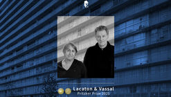 Anne Lacaton e Jean-Philippe Vassal recebem o Prêmio Pritzker 2021