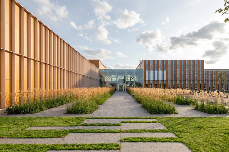 Agro-Industrial Complex / Audrius Ambrasas Architects
