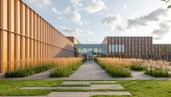Agro-Industrial Complex / Audrius Ambrasas Architects