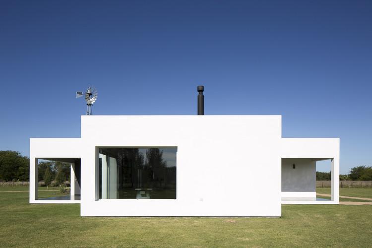 Casa Z / Laura Zink, © Javier Agustín Rojas