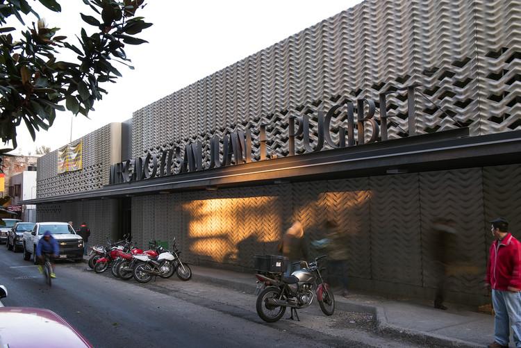 The San Juan Ernesto Pugibet Market  / a|911, © Jaime Navarro